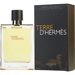 Terre D'hermes By Hermes Parfum Spray 6.7 Oz - beauty-price-match
