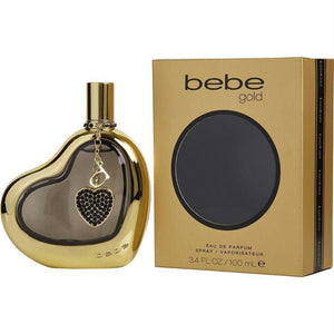 Bebe Gold  Bebe EDP Spray 3.4 Oz | - BUY BEAUTY PRODUCTS