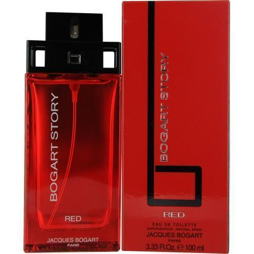 Bogart Story Red By Jacques Bogart Edt Spray 3.3 Oz || Price Match Guaranteed™ - Price Match Guaranteed