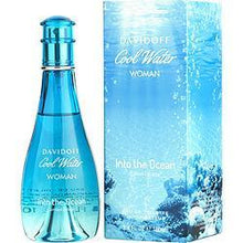 Load image into Gallery viewer, DAVIDOFF | Cool Water Into The Ocean  Davidoff Edt Spray 3.4 Oz (limited Edition)| Price Match Guaranteed™ - Price Match Guaranteed