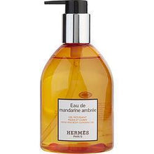 Load image into Gallery viewer, HERMES HERMES | Eau De Mandarine Ambree  Hermes Hand & Body Cleansing Gel 10.1 Oz || Price Match Guaranteed™ - Price Match Guaranteed