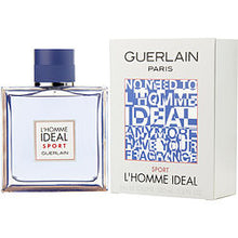 Load image into Gallery viewer, Guerlain L'homme Ideal Sport Guerlain Edt Spray 3.3 Oz - BEAUTY PRICE MATCH
