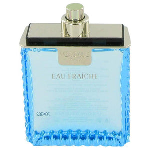 VERSACE  Versace Man Eau Fraiche EDT Spray (Tester) 3.4 - BEAUTY PRICE MATCH