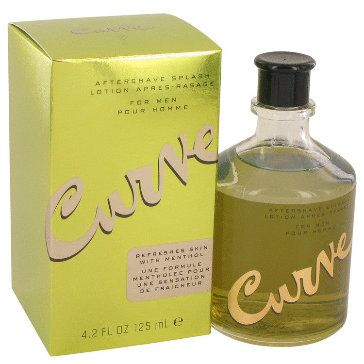 CURVE by Liz Claiborne After Shave 4.2 oz for Men - Price Match Guaranteed