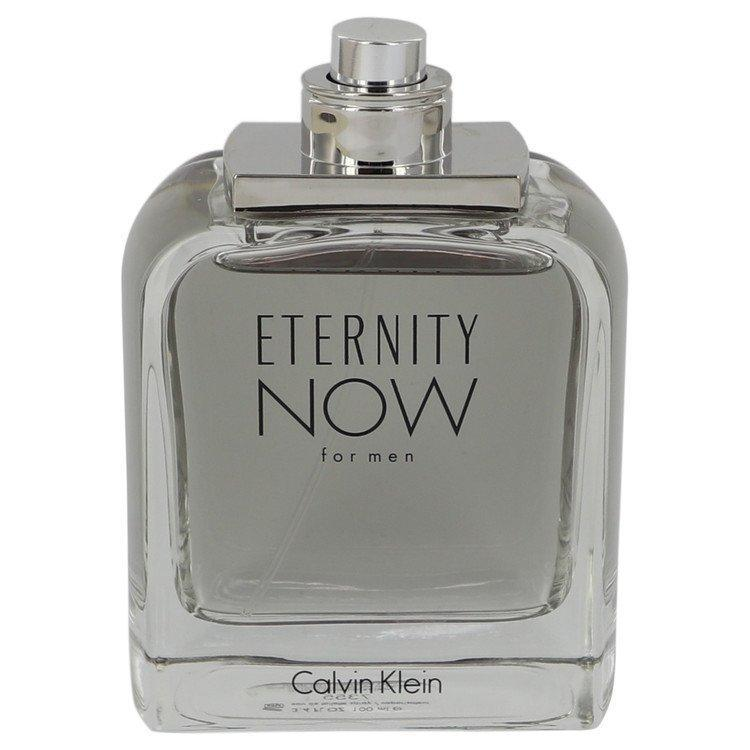 Eternity Now  Calvin Klein EDT Spray (Tester) 3.4 oz | ™| Price Match Guaranteed™ - Price Match Guaranteed
