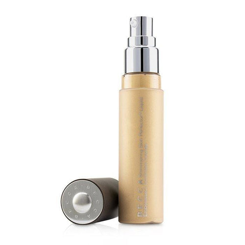 BECCA | Shimmering Skin Perfector Liquid (highlighter)  # Prosecco Pop 1.7oz - Beauty Brands