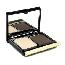 Load image into Gallery viewer, The Eye Shadow Duo - # 207 Soft Gold Lame- Smokey Brown - 4.8g-0.16oz| Price Match Guaranteed™