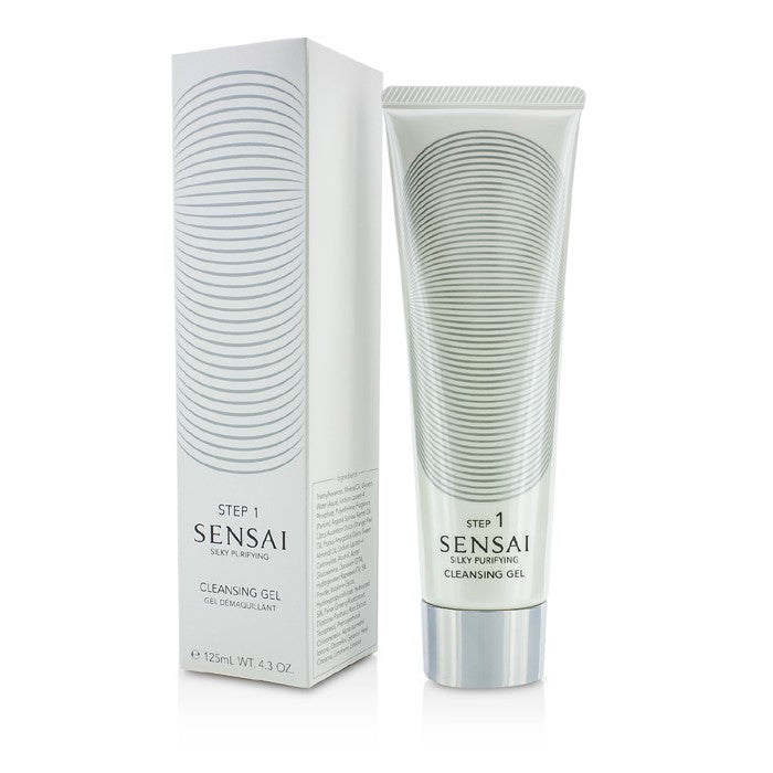 Sensai Silky Purifying Cleansing Gel (new Packaging) - 125ml-4.3oz| Price Match Guaranteed™