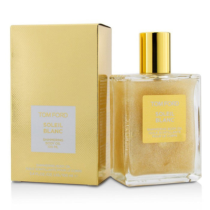 Private Blend Soleil Blanc Shimmering Body Oil - 100ml-3.4oz| Price Match Guaranteed™