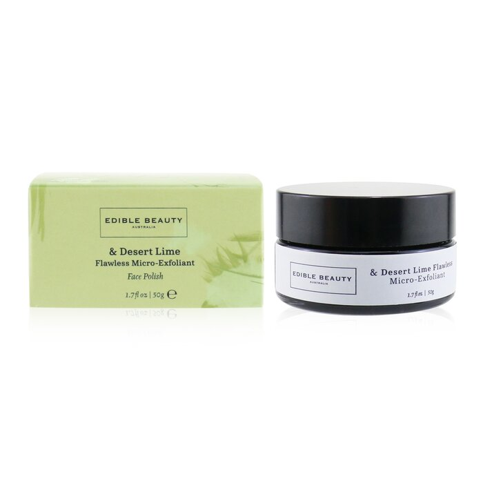 & Desert Lime Flawless Micro-exfoliant -