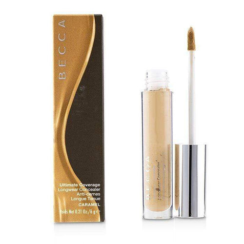 BECCA | Ultimate Coverage Longwear Concealer  # Caramel  6g0.21oz - Beauty Brands