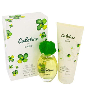 CABOTINE  Parfums Gres Gift Set  3.4 oz EDT Spray + 6.7 oz Body Lotion || Price Match Guaranteed™ - Price Match Guaranteed