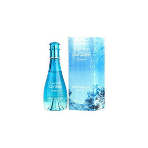DAVIDOFF | Cool Water Into The Ocean  Davidoff Edt Spray 3.4 Oz (limited Edition)| Price Match Guaranteed™