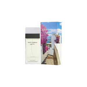 Dolce & Gabbana | Light Blue Escape To Panarea  Dolce & Gabbana Edt Spray 3.3 Oz (limited Edition) | ™| Price Match Guaranteed™