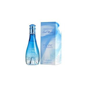 DAVIDOFF | Cool Water Pacific Summer  Davidoff Edt Spray 3.4 Oz (limited Edition 2017)| Price Match Guaranteed™