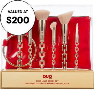 Quo Luxe Links Brush Set