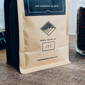 Dark Humor Blend - Trapdoor Coffee Roasters