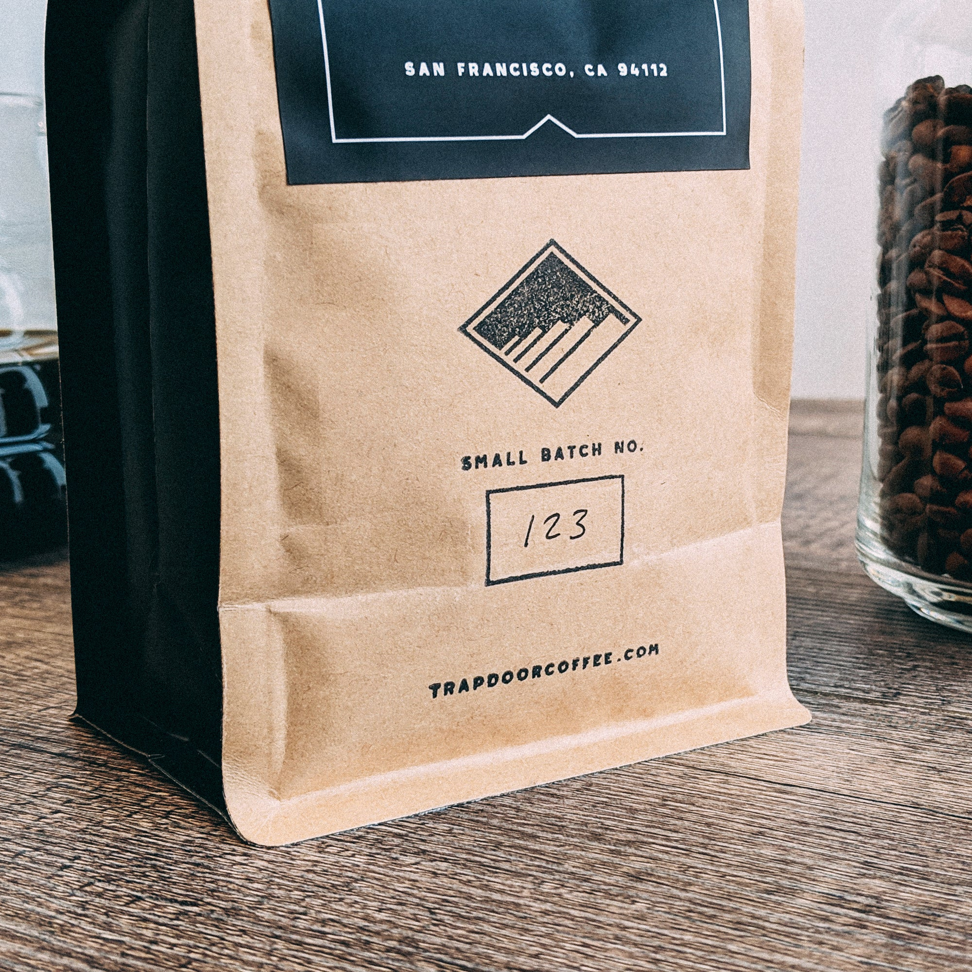 Sleight of Hand Blend - Trapdoor Coffee Roasters