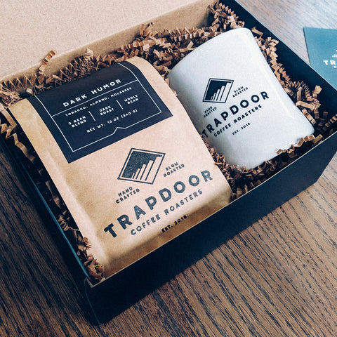 Gift Box - Trapdoor Coffee Roasters