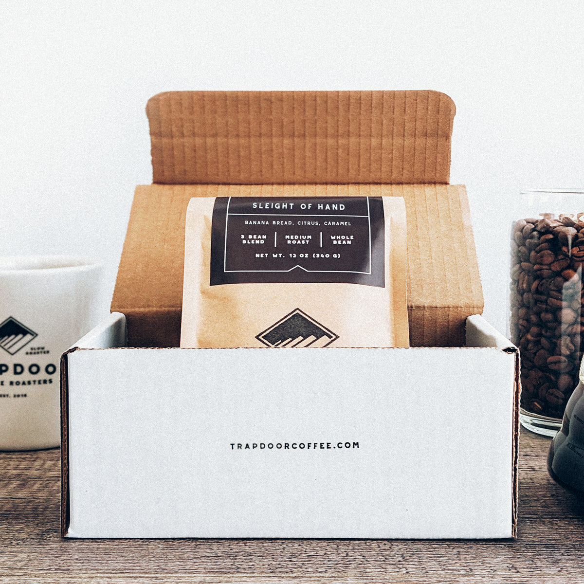 Monthly Gift Subscription - Trapdoor Coffee Roasters