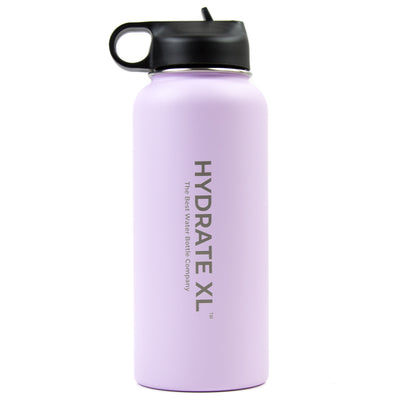 hydrate xl lilac the best water bottle company
