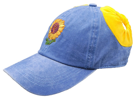 Sunflower Cap - Bunz Out