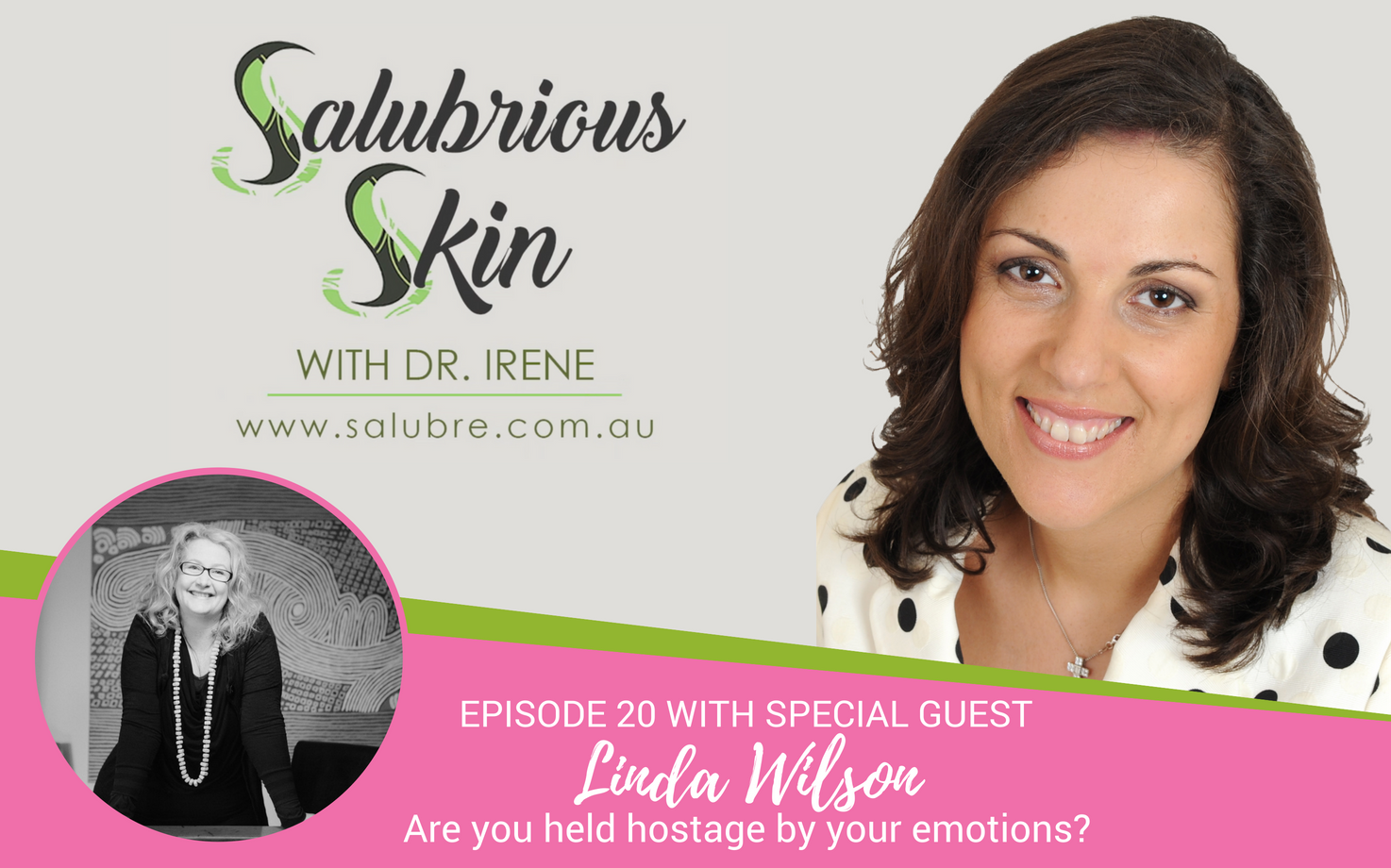 Episode 20: Are you held hostage by your emotions?