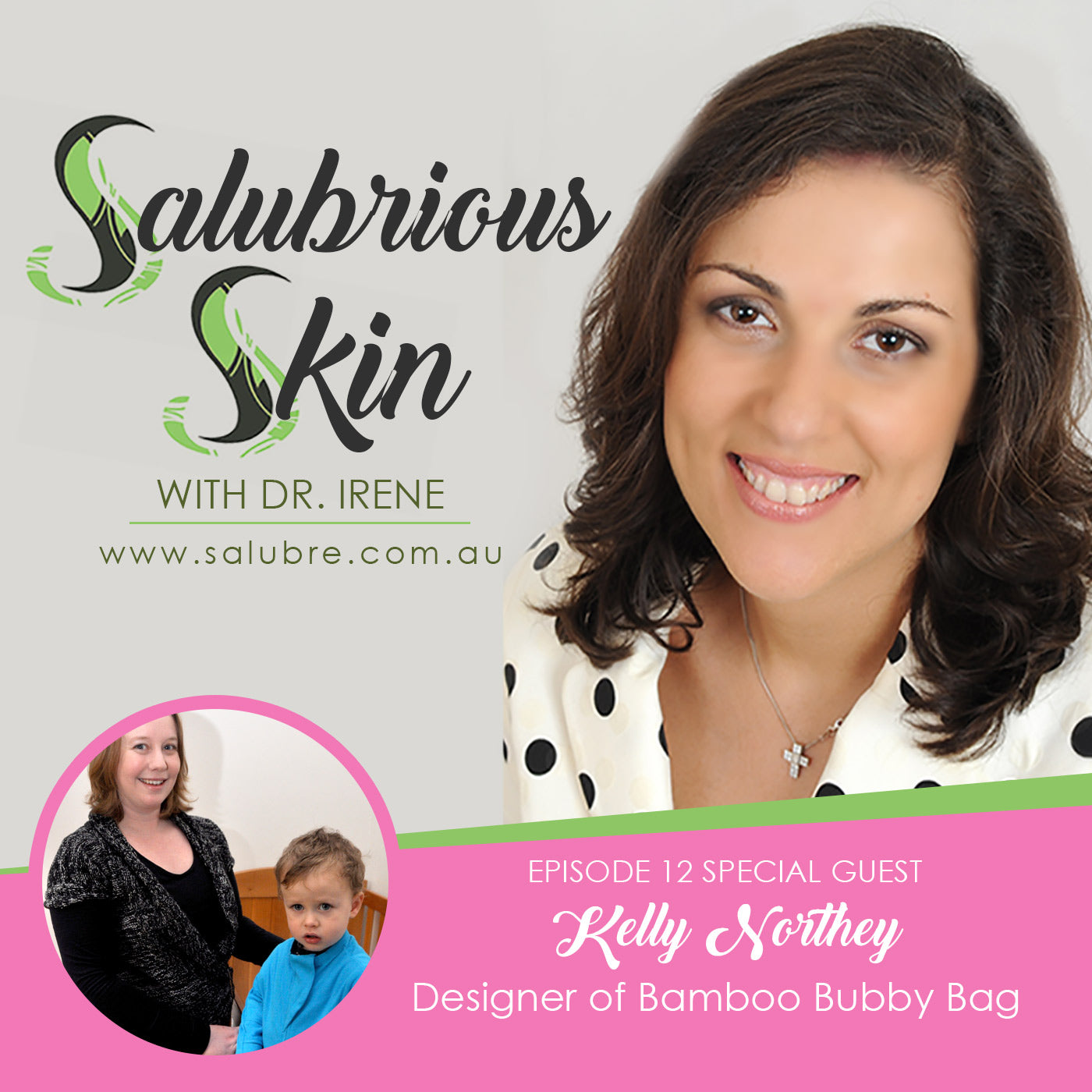Episode 12: Baby and Child Eczema: Ease the itch and redness with bamboo