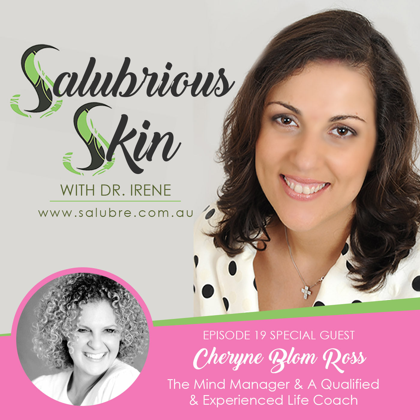 Episode 19: Have you outgrown your friends? - Salubre Skincare