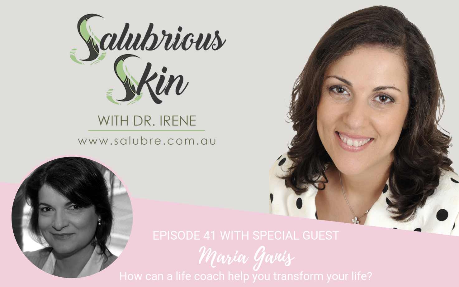 Podcast 41: How can a life coach help you transform your life?