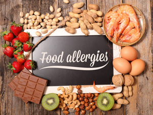 What's the difference with an allergy and a food intolerance?