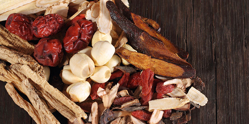 Salubre provides Chinese Herbal Medicine