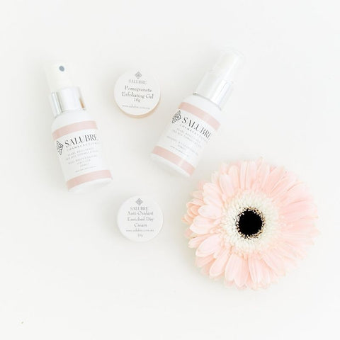 Best anti-ageing skin care products trial pack