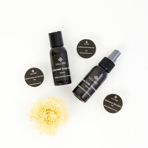 Best Eczema and Psoriasis Products in one convenient sample pack
