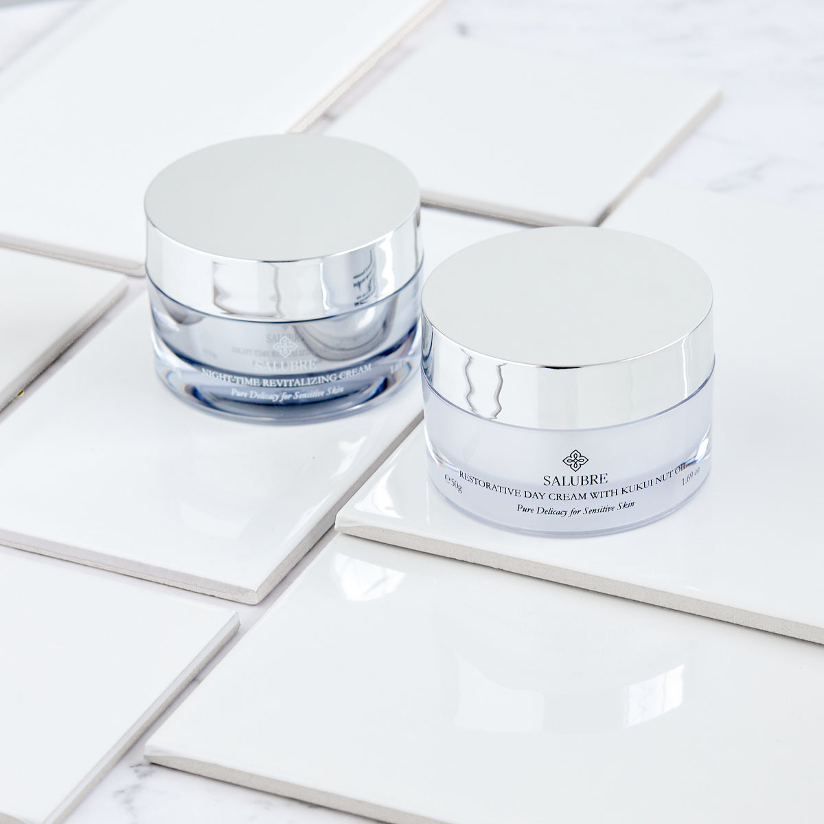 Restorative Day Cream with Kukui Nut Oil