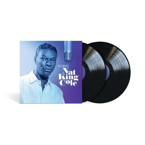 Ultimate Nat King Cole 2LP