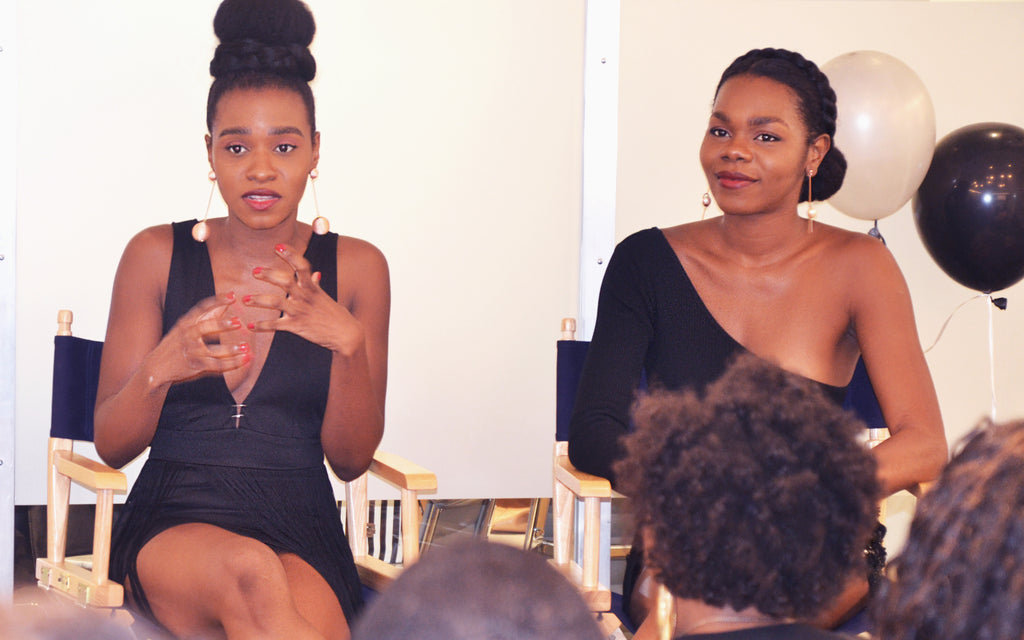 PICTURES FROM BAUCE MAG PRESENTS FIRESIDE CHAT