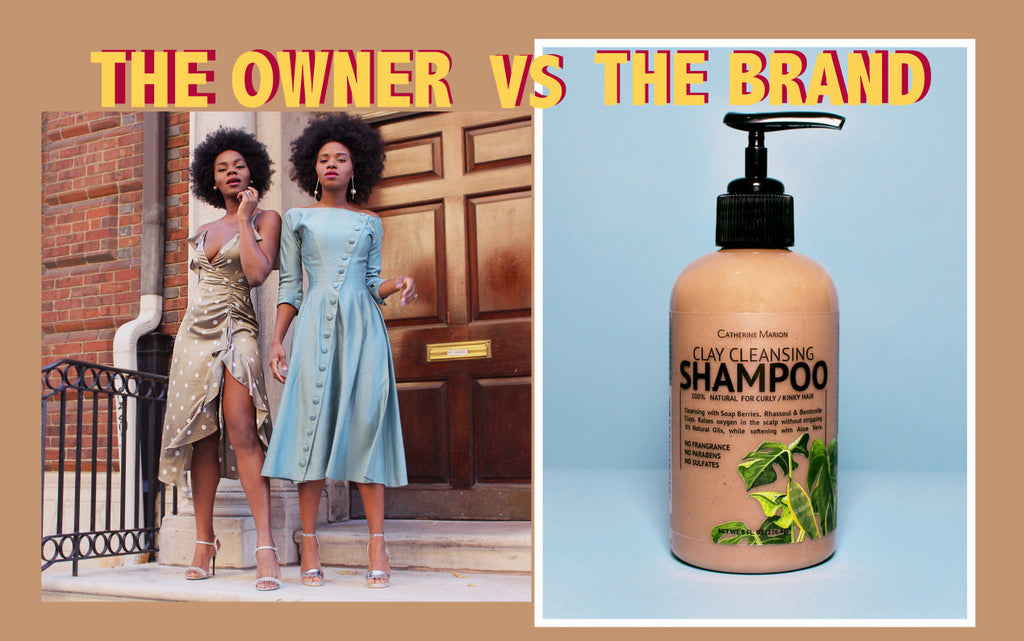 THE OWNER VS THE BRAND