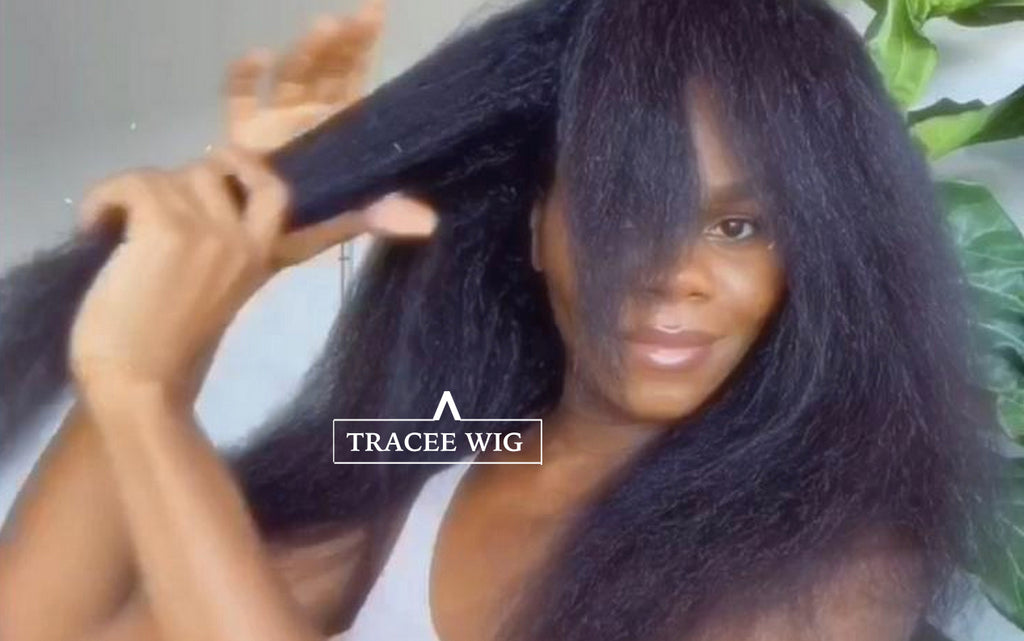 A CLOSER LOOK AT OUR TRACEE WIG
