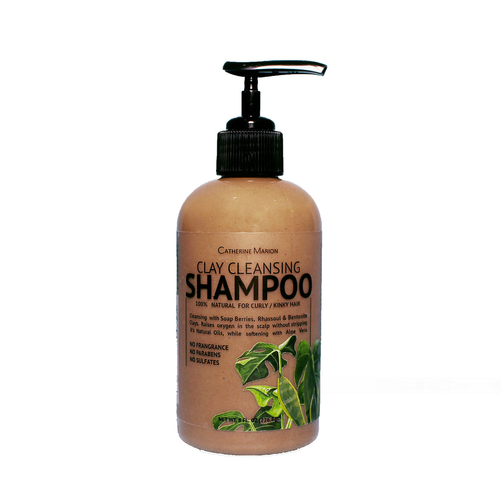 Earth Clay Cleansing Shampoo