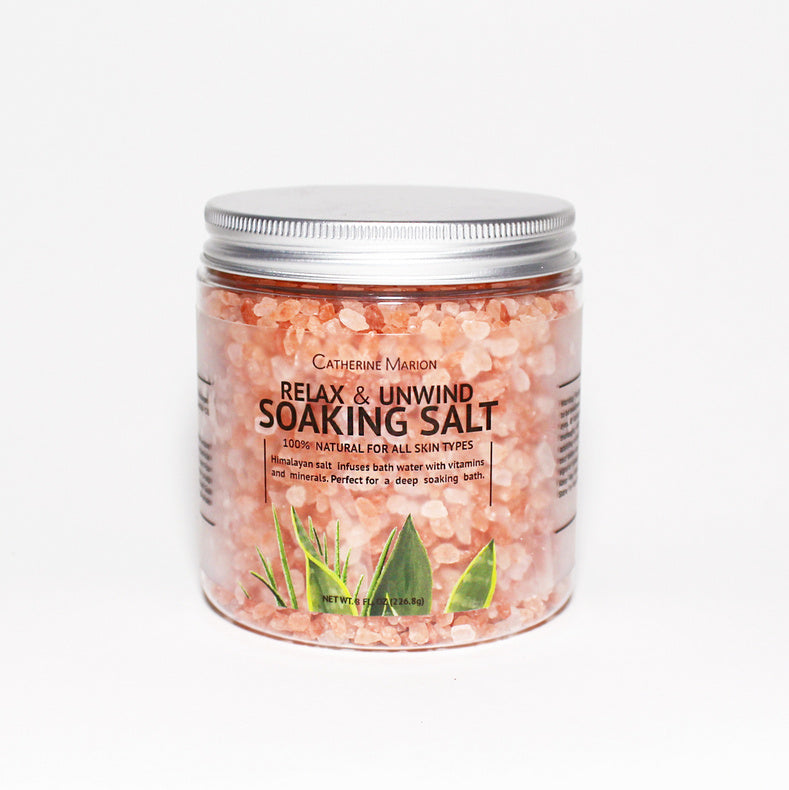 Relax and Unwind Soaking Salt