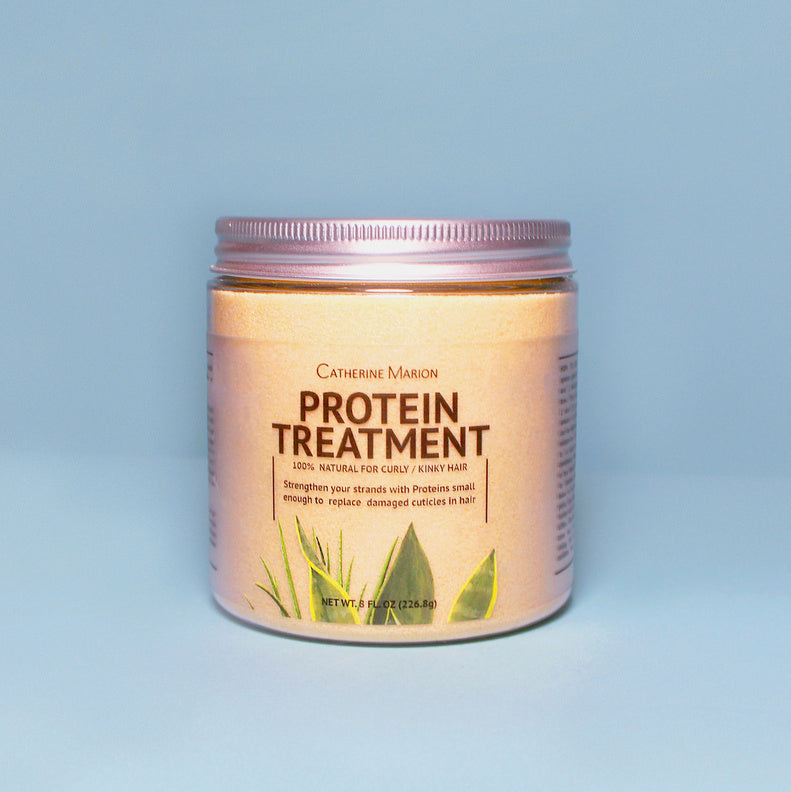 Gelatin Protein Treatment