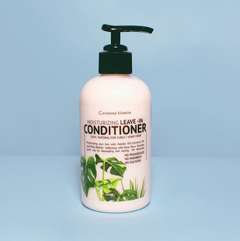 Moisturizing Aloe Vera Leave-In Conditioner