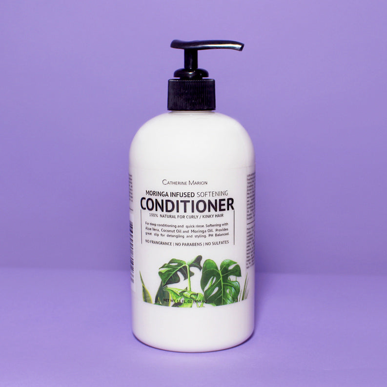 Moringa Infused Softening Conditioner 16 oz