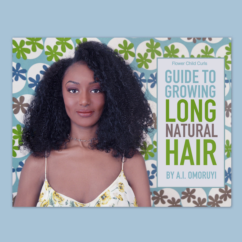 Natural Hair Growth Complete Kit