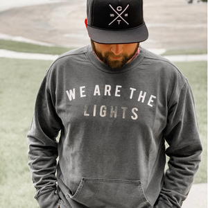 Lights Soft-washed Sweatshirt