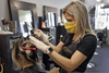 Benefits of Brand Customized Face Masks for Your Hairstylists
