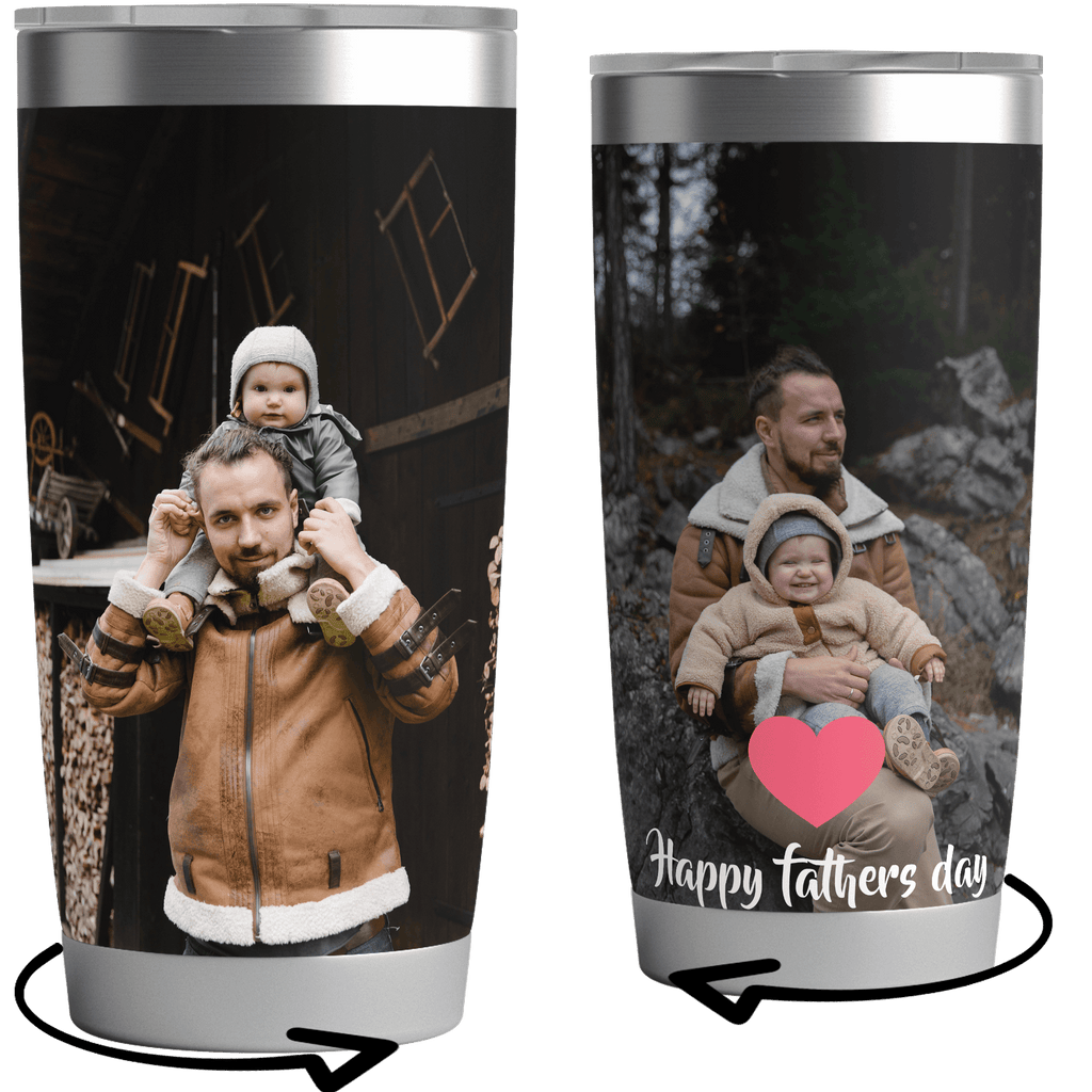 Personalized Coffee Thermos 20oz