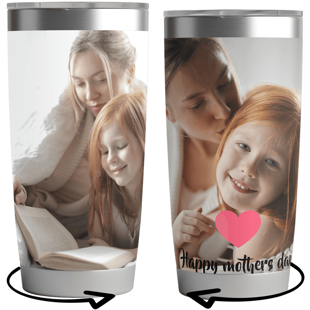 Custom Coffee Tumbler