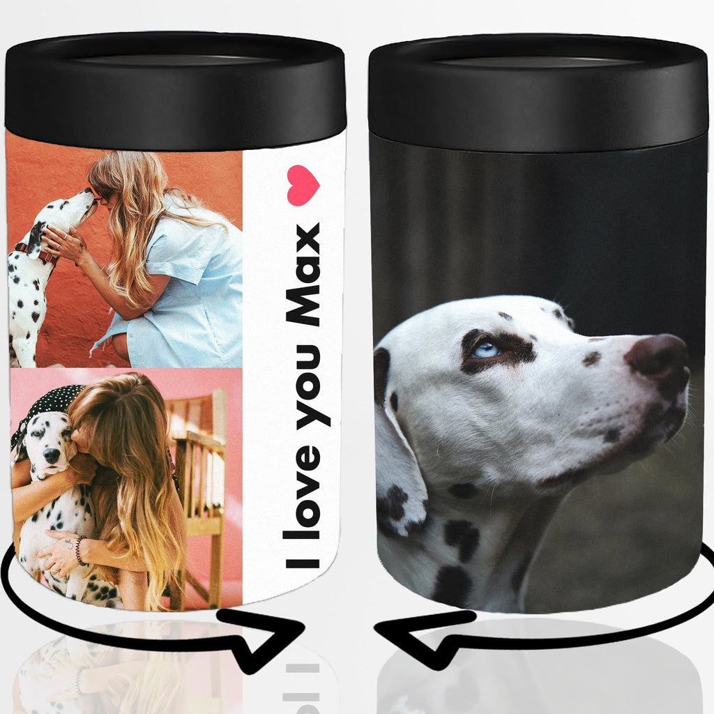 Personalized Pet Can Koozie